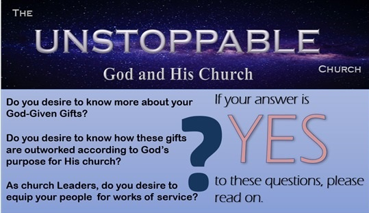 The Unstoppable Church (Online)