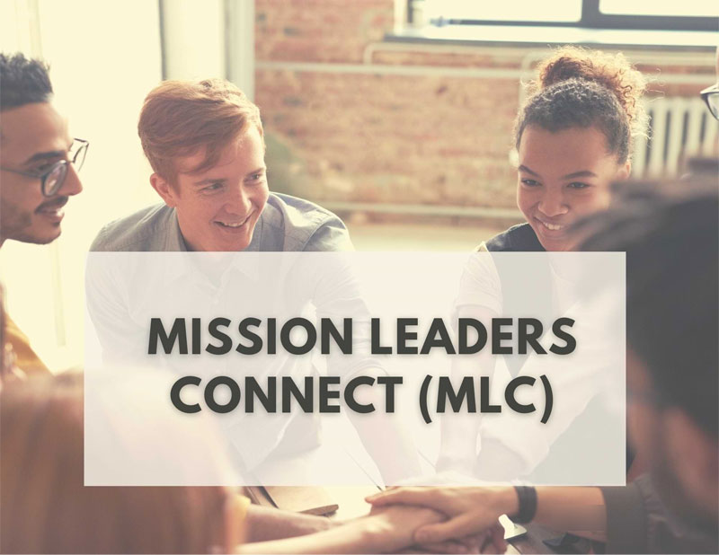 Mission Leaders Connect (MLC) (22-03-21)